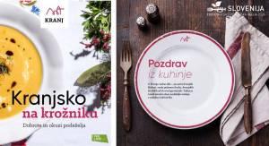 ERG: Nova knjižica Kranjsko na krožniku: dobrote in okusi podeželja