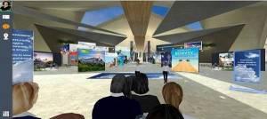 Produkt zdravja in dobrega počutja izpostavljen na virtualnem dogodku za poslovno javnost Rusije in Kazahstana
