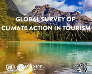 UNWTO poziv k sodelovanju pri raziskavi o podnebnih ukrepih v turizmu