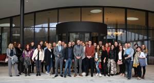 Strokovna ekskurzija Združenja hotelirjev Slovenije
