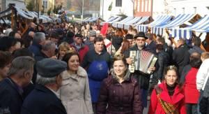 St. Martin's Day 2017 in Gornja Radgona