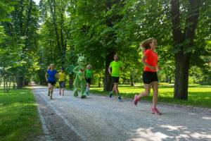 Traditional Walk along the Wire in Ljubljana and opening of active season