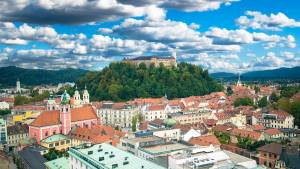 New summer route between London and Ljubljana announced!