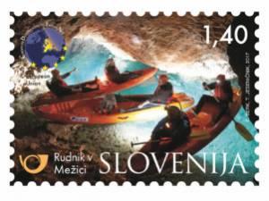 Predstavitev priložnostne poštne znamke  Turizem – destinacija EDEN