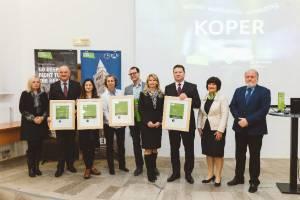 Na gradu Jable podelitev nagrad EDEN - Evropske destinacije odličnosti in Izobraževanje na temo kulturnega turizma