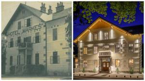 The history of the oldest hotel in Bohinj