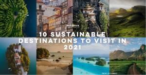 Conde Nast Traveller Slovenijo umestil na seznam 10 najbolj trajnostnih destinacij za leto 2021