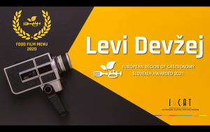 Kratki film Levi Devžej je bil izbran za skupnega zmagovalca Food Film Menu 2020