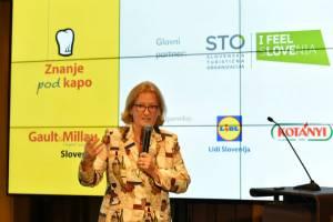 STO posveča veliko pozornosti izobraževanju mladih v gostinskih poklicih