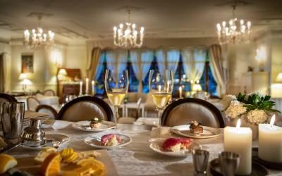 Romantični oddih na Kendovem dvorcu