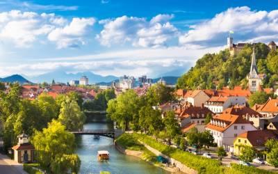 Slovenia – Green, active, healthy