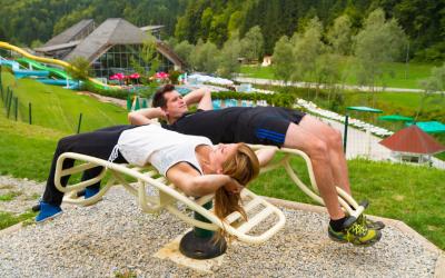 Active spa break in the heart of the Kamnik-Savinja Alps