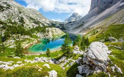 Julian Alps Traverse (self guided)