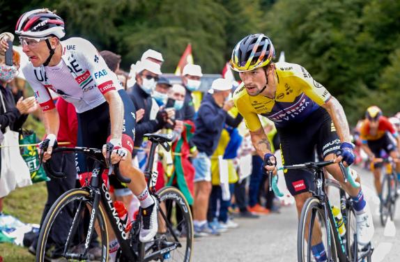 Kateri slovenski kolesar je zmagal na prestižni kolesarski dirki Vuelta 2020?