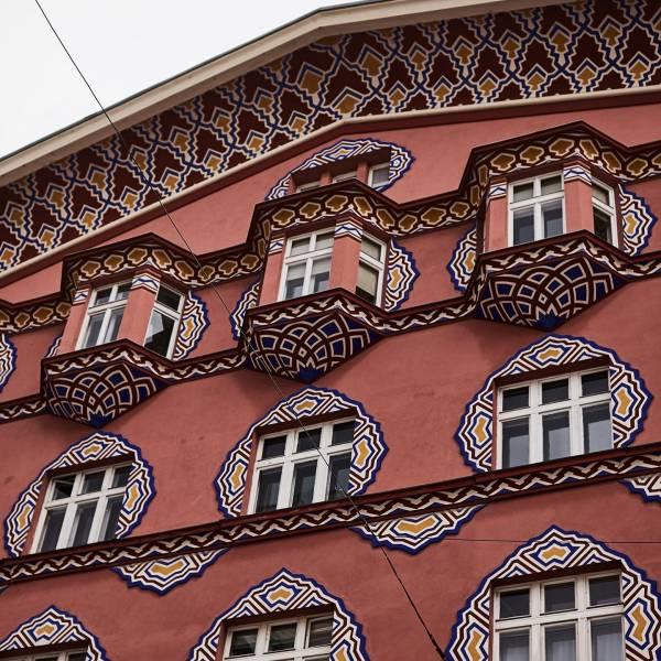 Look up, enjoy! Ljubljana & its lovely corners.  #feelslovenia ifeelsLOVEnia #mojaslovenija #sloveniaculture #staysafe    Photo of @visitljubljana by @ninchop.