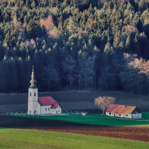 Slovenia. A green gem which you'll be happy to explore in the future.  #ifeelsLOVEnia #mojaslovenija #sloveniaculture #staysafe   Photo by @gregor.raicevic.