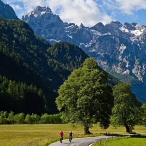 NEW! Top  reasons why every cycling enthusiast needs to visit Slovenia.   With just nine days remaining before the epic Tour de France cycle race kicks off, Slovenia has revealed the top ten reasons to plan your own adventure in the home country of the best cyclists in the world.   @primozroglic | @tadejpogacar  #ifeelsLOVEnia #mojaslovenija #sloveniaoutdoor #TDF2021  Photo by @jostgantar, www.slovenia.info.