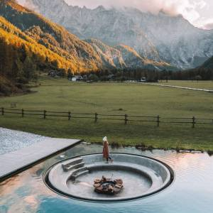 My way of luxury. ⁠ Who wouldn't mind enjoying a pool like this? You can find this beautiful creation in Logar Valley. Such an amazing place to savour the wonderful nature that surrounds it. ⁠ ⁠ Thank you @livelikeitsthewknd for sharing your photo with #ifeelsLOVEnia and #myway.⁠ ⁠ ⁠ ⁠ ⁠ ⁠ ⁠ #slovenia #slowenien #logarvalley #logarskadolina #visitslovenia #beautifulhotels #traveldreamseekers #beautifulmatters  #wearetravelgirls #sheisnotlost #suitcasetravels #world_vacations #weliketotravel #dametravelerhotels #hotelsandresorts #epictravels #forbestravelguide #goopgo #tlpicks #ourplanetdaily #travelwithme #girlswhotravel #livingonearth #travelaway #trottermag #huffpostgram #bbc_travel #lifewelltravelled