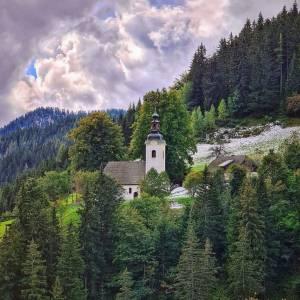 Is this hidden gem in Slovenia on your bucket list? Find more about Koroška region in BIO link.   #ifeelsLOVEnia #mojaslovenija #koroska #iamKoroska  Photo by @senad_karo.