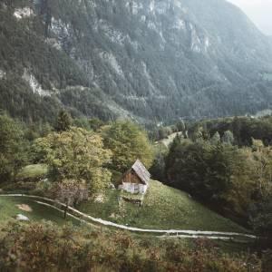 Enter a world of green nature, discover hidden treasures  welcome to Slovenia!   Julian Alps  #ifeelsLOVEnia #mojaslovenija #sloveniaoutdoor   Photo by @andrazsturm.