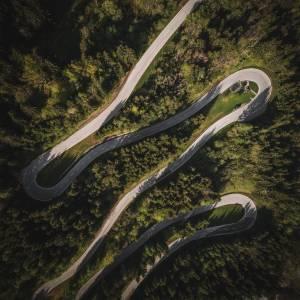 May your path lead you through the greenest forests.  Zgornje Jezersko  #ifeelsLOVEnia #mojaslovenija #sloveniaoutdoor   Photo by @lightsinn.