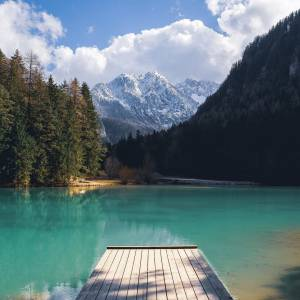 Upper Savinja Valley is an idyllic destination with an incredible nature. Here are 5 ideas for your next visit:⁣ ⁣ The lake Planšarsko jezero (on the photo)⁣ Mozirski Gaj Gardens -  filled with beautiful flower beds, ethnological showpieces and inventive exhibitions⁣ Rinka Waterfall -  a majestic 90m waterfall at the top of Logar Valley⁣ The Gornji Grad Cathedral - the largest and architecturally most significant Baroque building in Slovenia⁣ Snow Cave - the highest located and oldest tourist cave in Slovenia, dating back to 10-12 million years⁣ ⁣ For even more ideas on how to spend your time in Upper Savinja Valley, follow the link in bio!⁣ ⁣ Thank you @rocket.lanser for this lovely photo of #plansarskojezero. Show us your way of exploring Slovenia by tagging your posts with #ifeelsLOVEnia and #myway.⁣ ⁣ ⁣ ⁣ ⁣ #slovenia #slowenien #slovenie #savinjska #visitsavinjska #beautifuldestinations #earthpix  #earthfocus #travel #ourplanetdaily #wanderlust #awesomeearth #discoverearth #passionpassport #artofvisuals #roamtheplanet #visualsoflife #nakedplanet #optoutside #earthofficial #europa #ig_europa #living_europe #viagem #photosofeurope #takemethere #viajar
