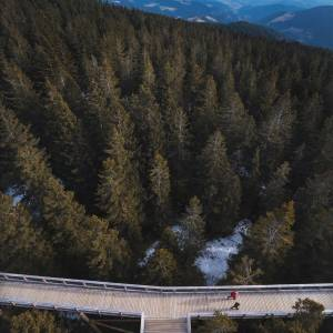 Spectacular views from the wooden tower in Rogla; the Treetop walk.  #ifeelsLOVEnia #myway  Photo by @paolomassa.   #slovenia #feelslovenia #roglapohorje #beautifuldestinationns #passionpassport #earthfever #earthvisuals #earth_shotz #earthofficia #folkscenery #earthoffical #adriaticsea #modernoutdoors #earthpic #adventuremore #adventureawaits #traveltherenext #adventureanywhere #livetheadventure #ourdailyplanet #earthlandscape #nationalearth #topeuropephoto #placestogo #living_europe #exploretocreate #wanderlust 