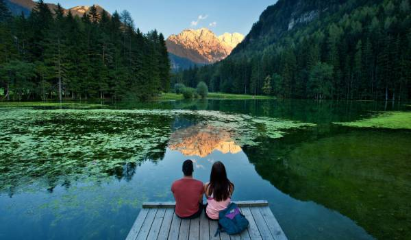 the romantic view of nature