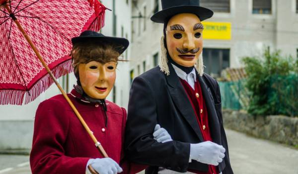 Karneval In Slowenien I Feel Slovenia