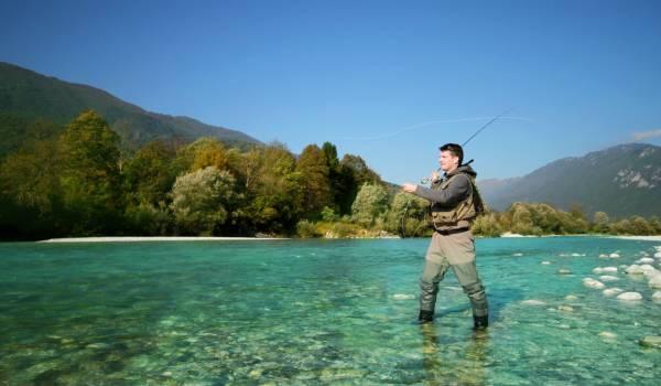 Fishing in Slovenia | I feel Slovenia