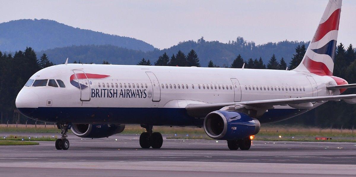 Na Ljubljansko letališče se vrača British Airways