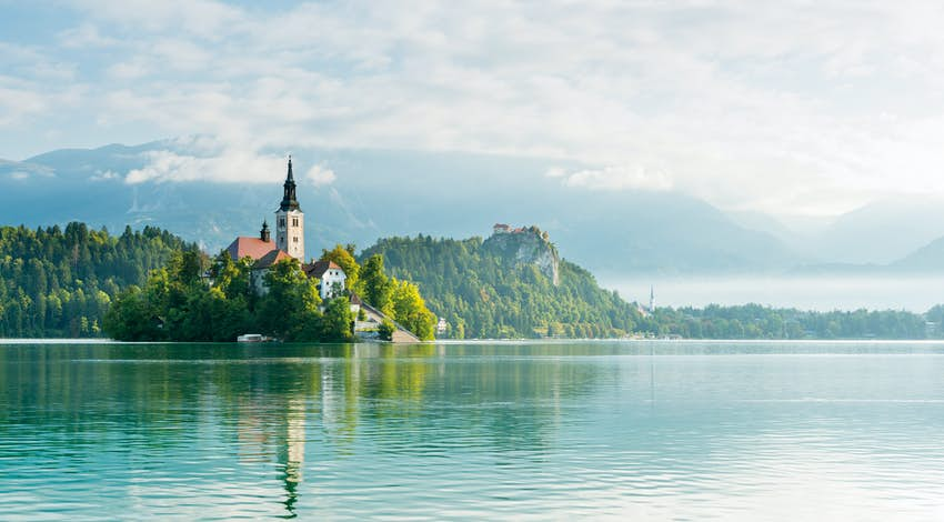 Lake Bled included in the Top 10 of Lonely Planet's new Ultimate Travel List