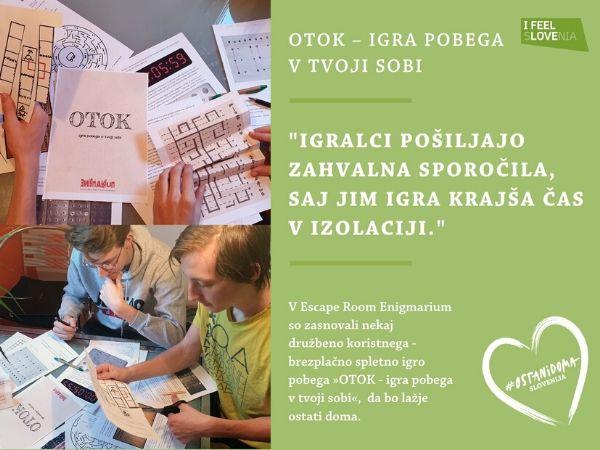 #SharingInspiringStories of Slovenian tourism