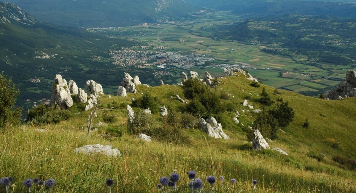 Easter hike to Mala Gora