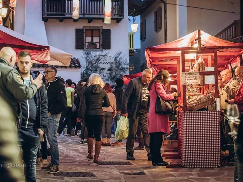 St. Martin's Festival in Šmartno