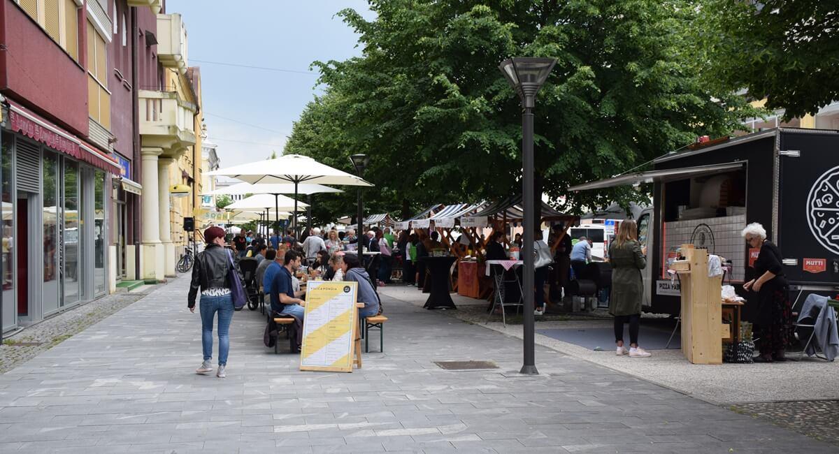 """Street Food Festival """"Sočna vilica"""""""