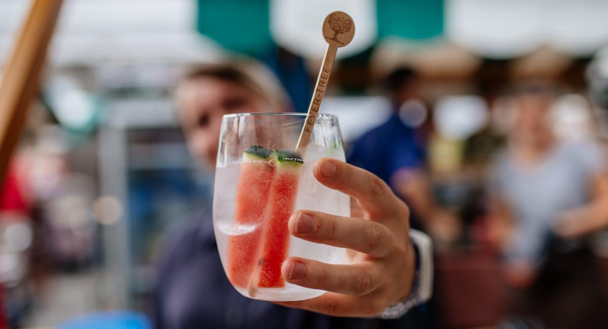 Brina, Ljubljana gin festival