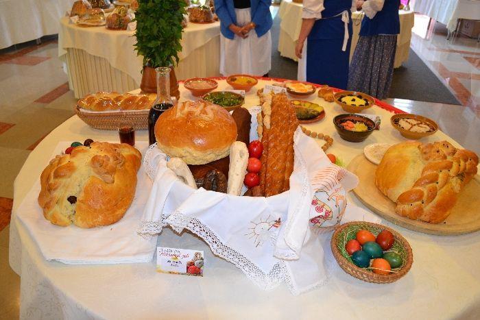 16. Razstava velikonočnih jedi