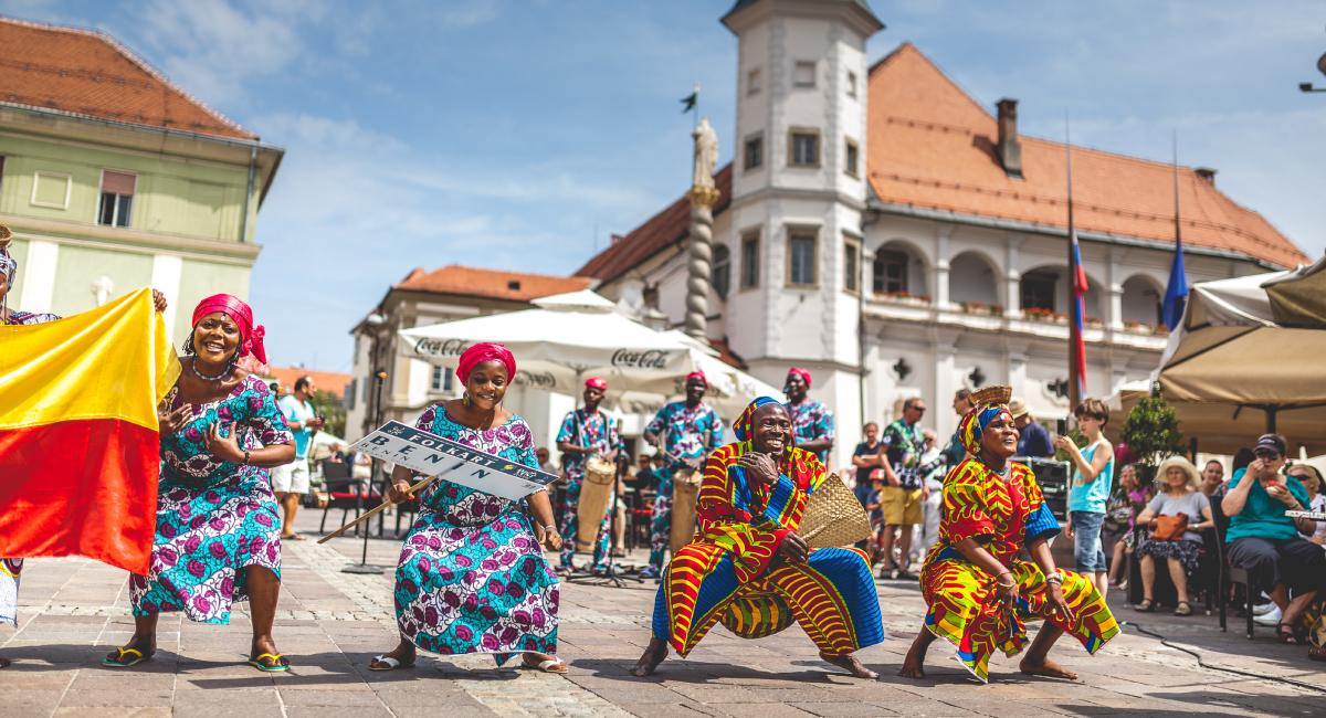 Festival Lent, mednarodni multikulturni festival