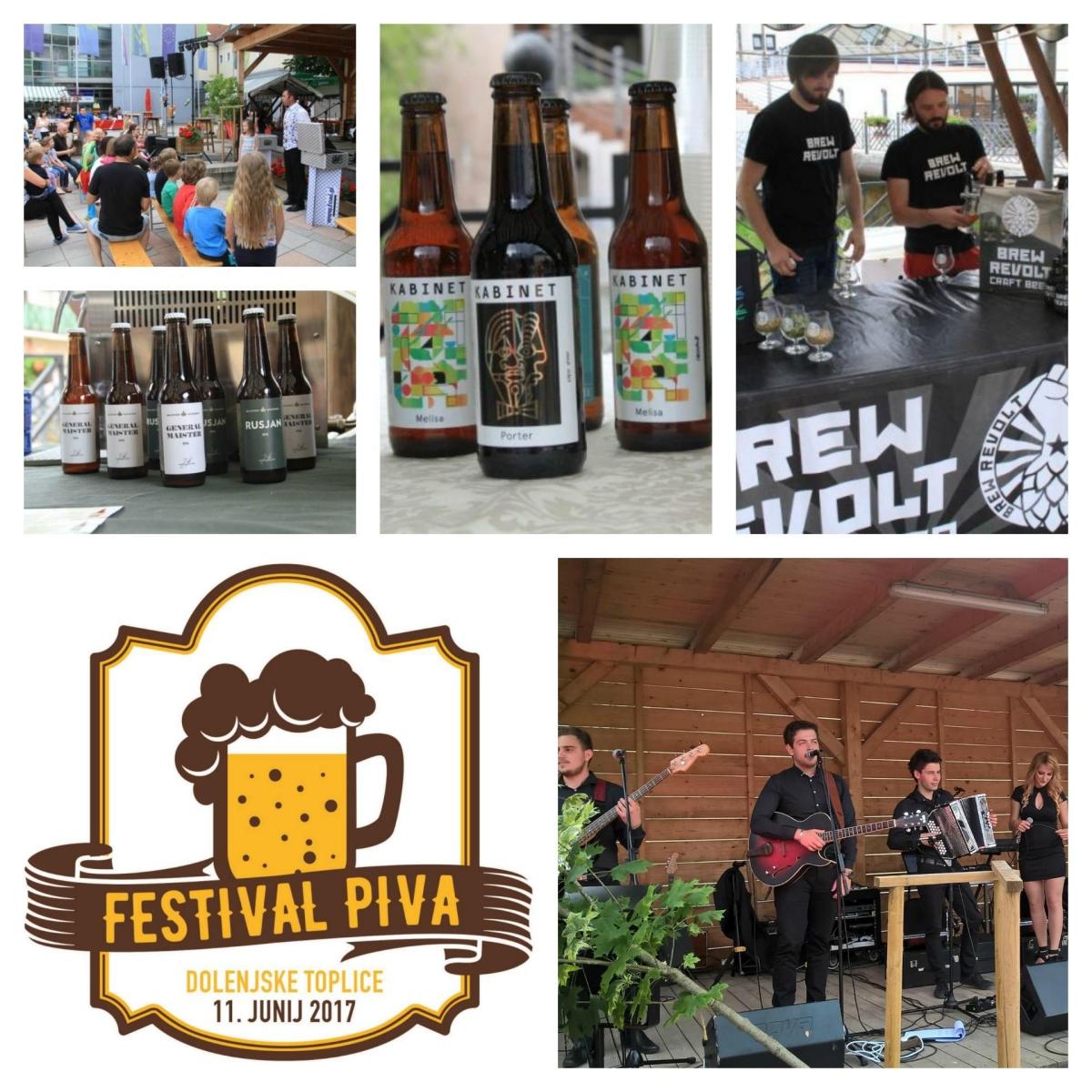 4. Festival piva Dolenjske Toplice