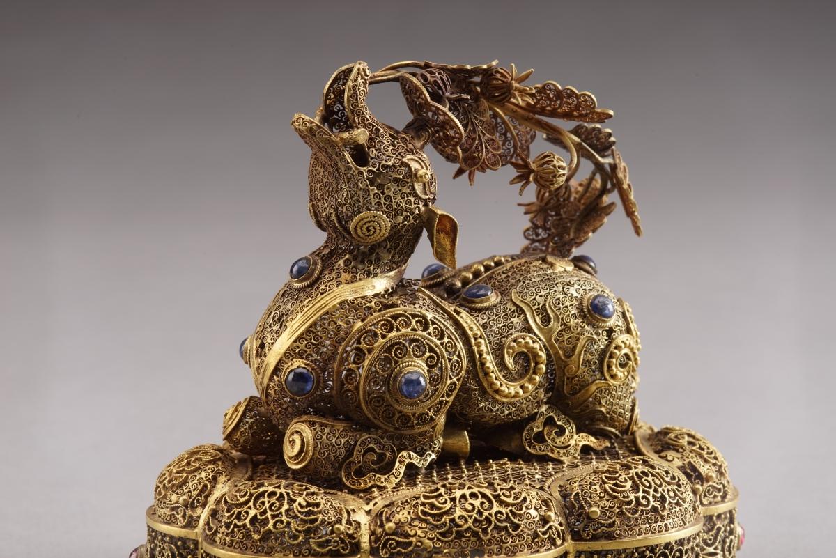 Zlato kitajskih cesarjev