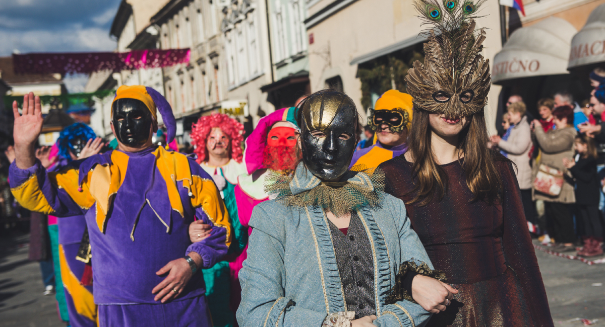 Prešerni karneval