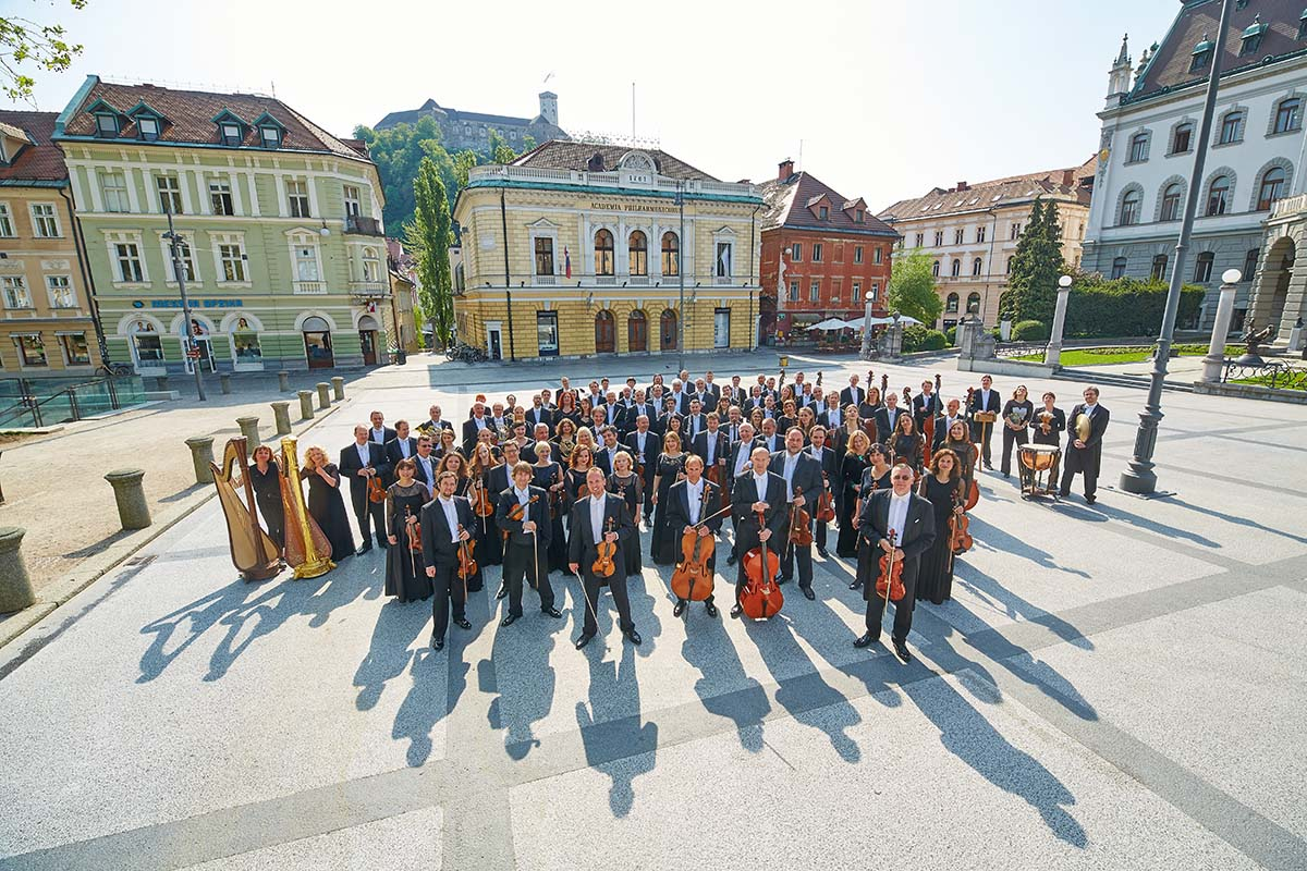 New Year's Concert by The Slovenian Philharmonic Orchestra