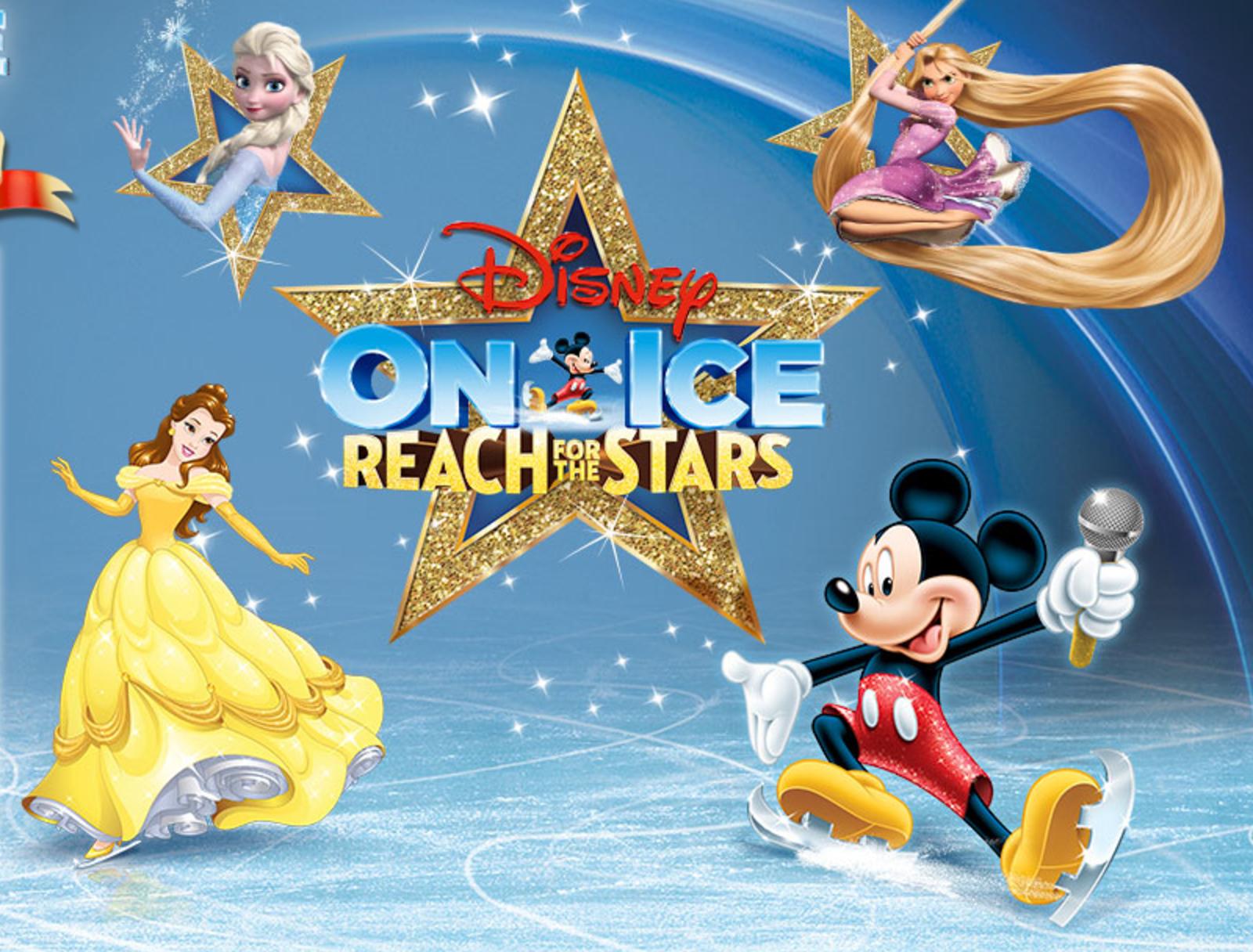 Disney On Ice: Dotakni se zvezd