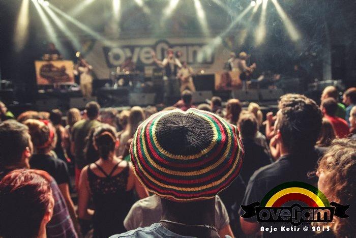 Overjam international Reggae festival