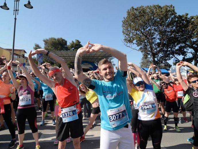 Luka Koper 6th Istrian Marathon