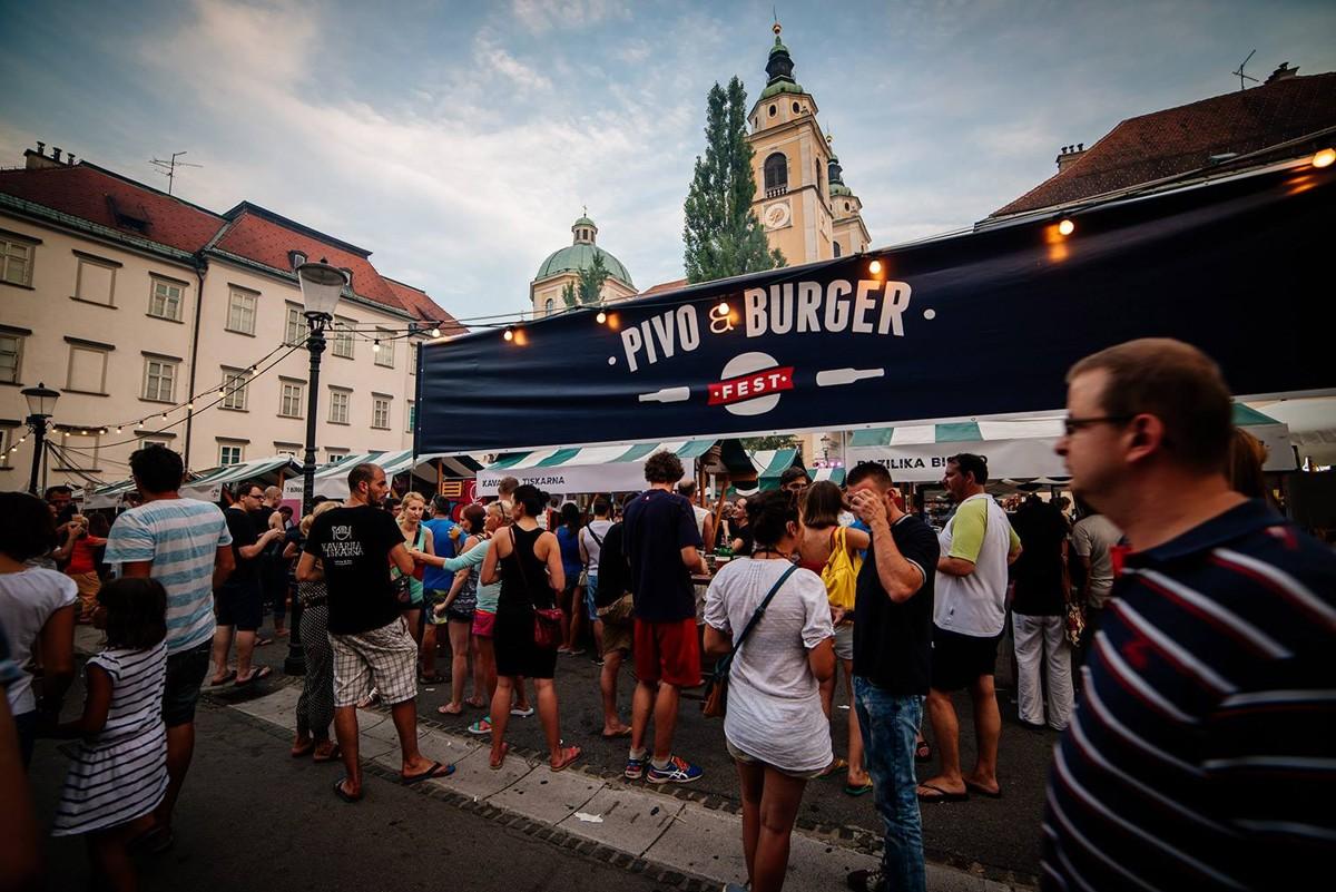 Beer & Burger Fest