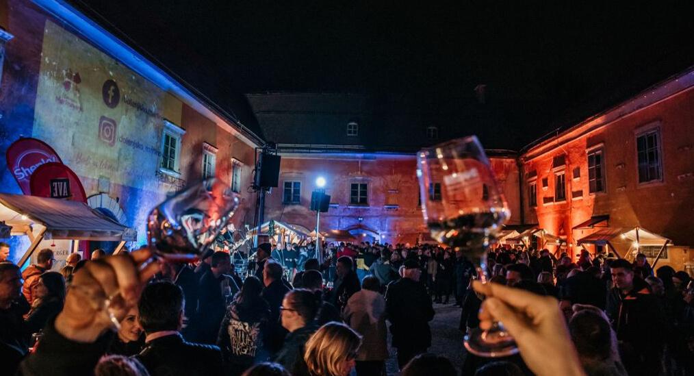 Dolenjska celebration of St. Martin's day
