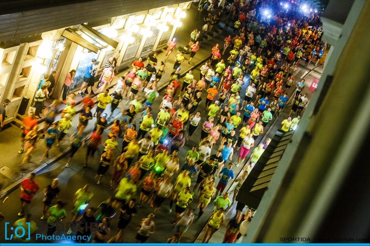 15th 10k Night Run around Lake Bled