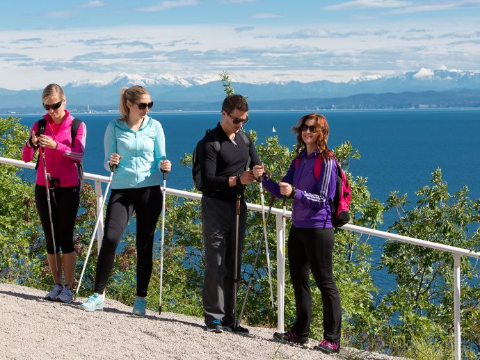 Free guided tours of Slovenian coast and hinterlands
